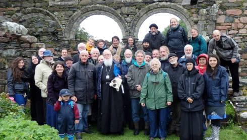 Iona pilgrimage 2014